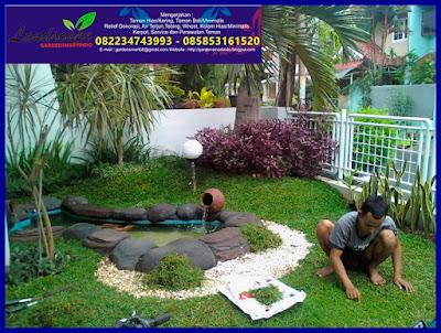 jasa pembuatan taman surabaya (gardensmartindo)