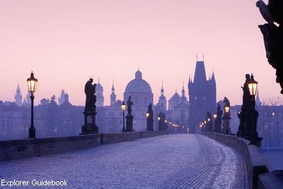 Tempat wisata terkenal di Praha Prague Ceko populer