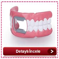 Diş doktoruna hediye