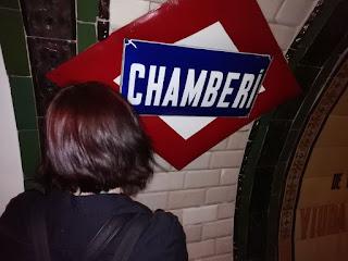 Visita al Andén 0: estación fantasma de Chamberí