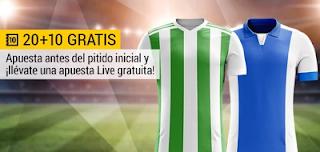 bwin promocion Betis vs Leganés 15 enero