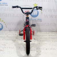 16 evergreen logan bmx sepeda anak