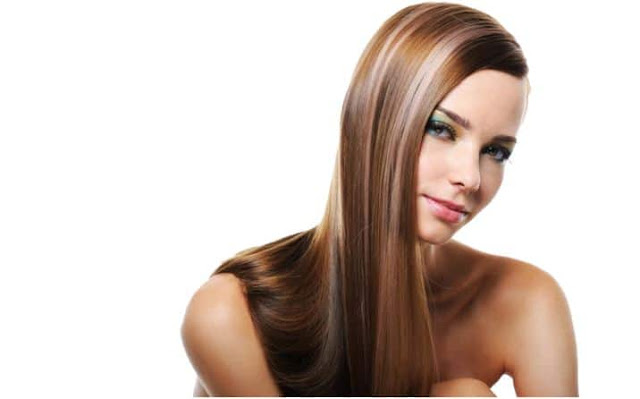 How to make hair straight and silky naturally