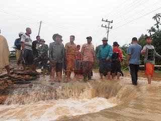 Kabupaten Aceh Jaya Banjir, 7.182 Rumah Terendam