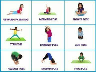hatha yoga for kids  float like a butterfly hum like a