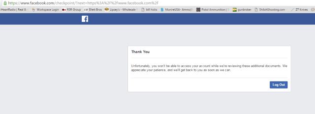 كيف تم غلق صفحة AMIR DZ على الفايسبوك
