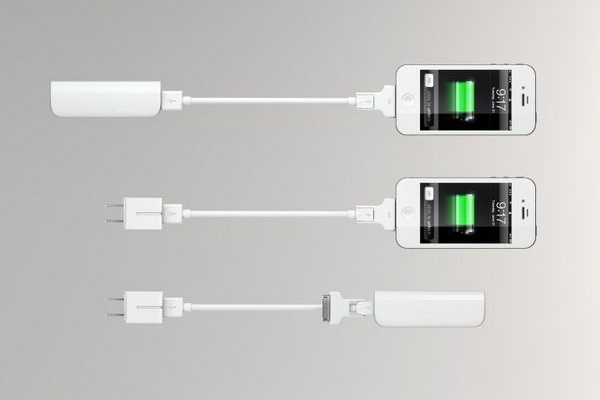 Innergie PocketCell Rechargeable Battery for Gadgets
