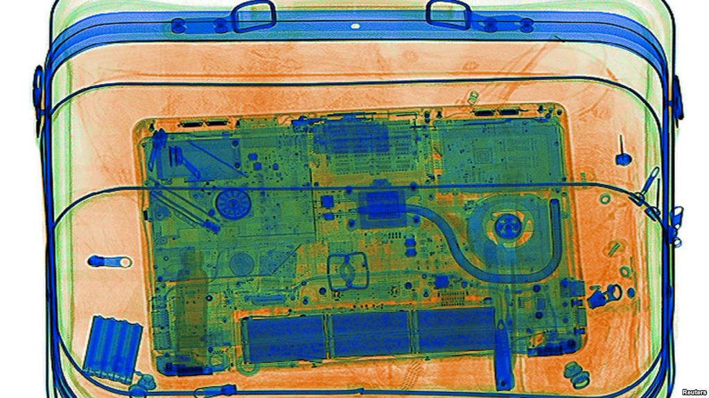 Tablets y laptops son artículos observados por los cuerpos de seguridad  de EEUU