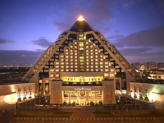 فنادق دبي رومانسية