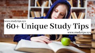Study tips, study ideas, study hacks, learning tips, learning ideas
