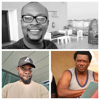 """Faking is part of the glitz and blitz"" Nollywood flimaker, Charles Novia fires back at AY and Kevin Ikeduba"