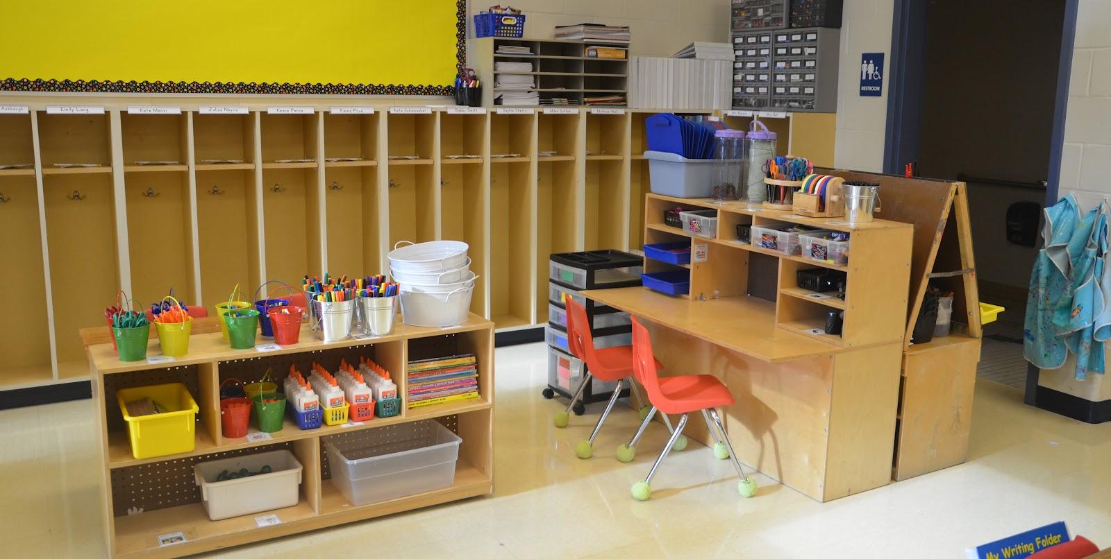 Kindergarten Class: A Place Called Kindergarten: My Classroom