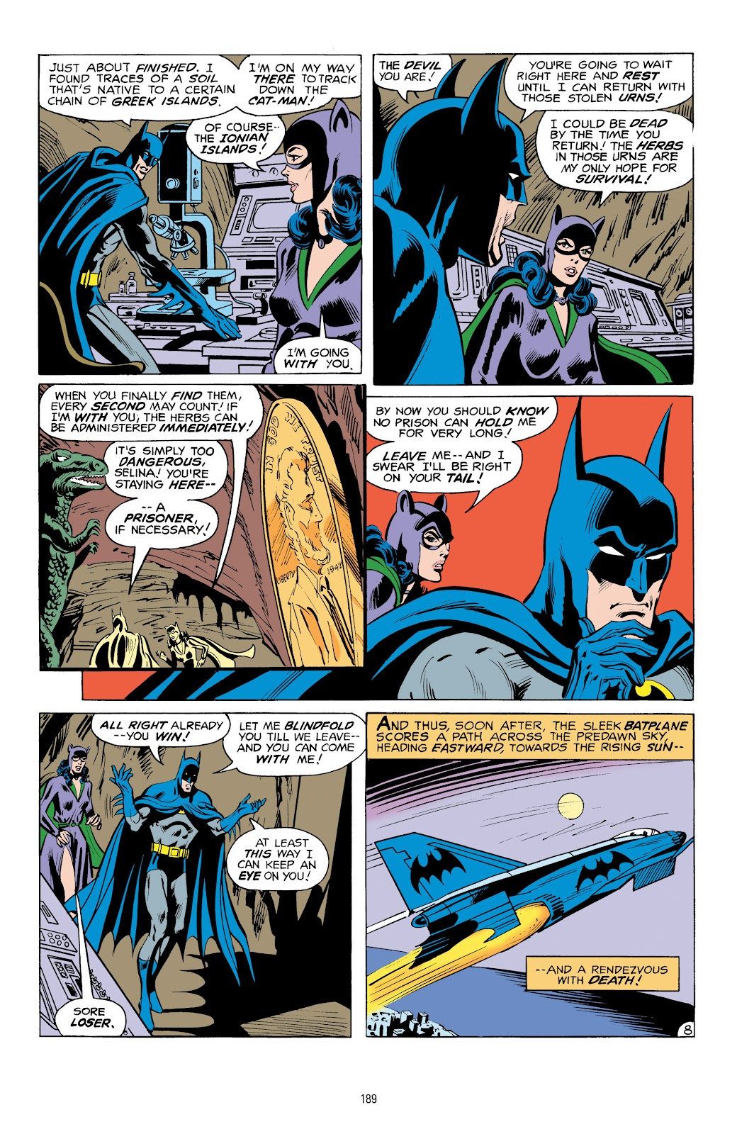 Read online Catwoman: A Celebration of 75 Years comic -  Issue # TPB (Part 2) - 90