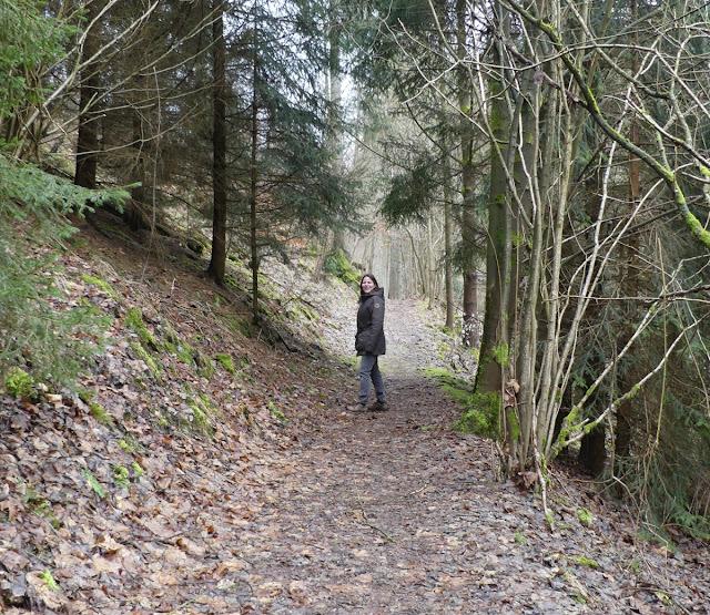 Wanderung im Höllental