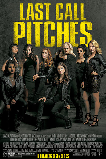 Pitch Perfect 3 (2017) ταινιες online seires xrysoi greek subs
