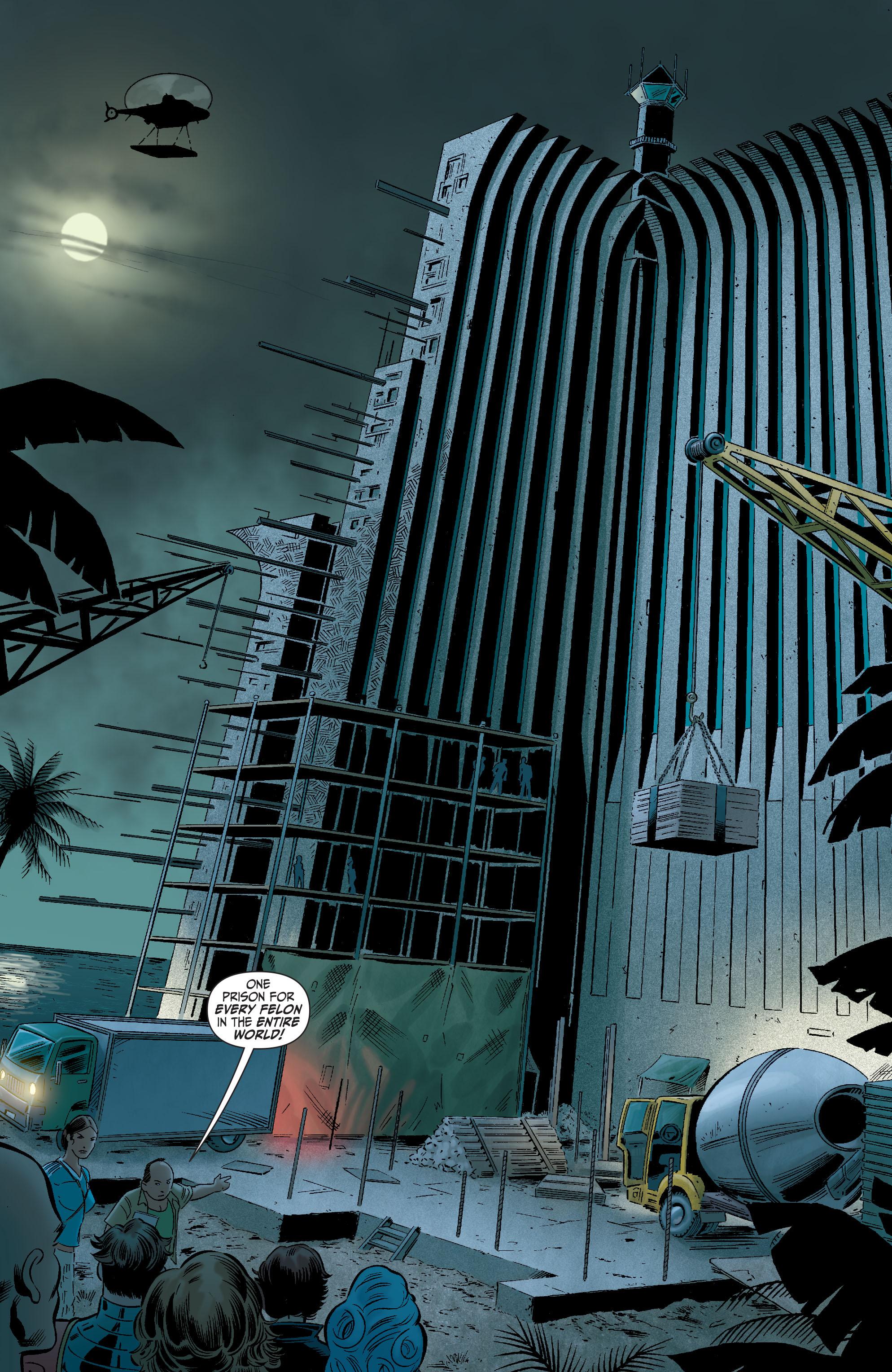 Read online Secret Six (2008) comic -  Issue #11 - 14