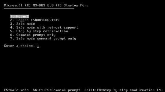 MS-DOS 8.0