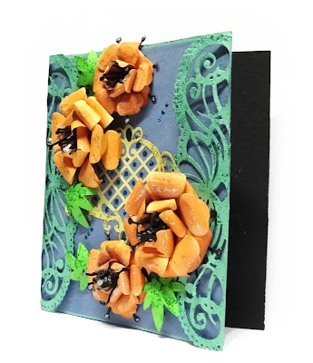 Handmade cards by Rishita