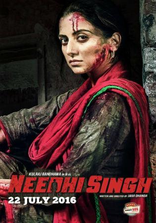 Needhi Singh 2016 HDRip 800MB Punjabi Movie 720p