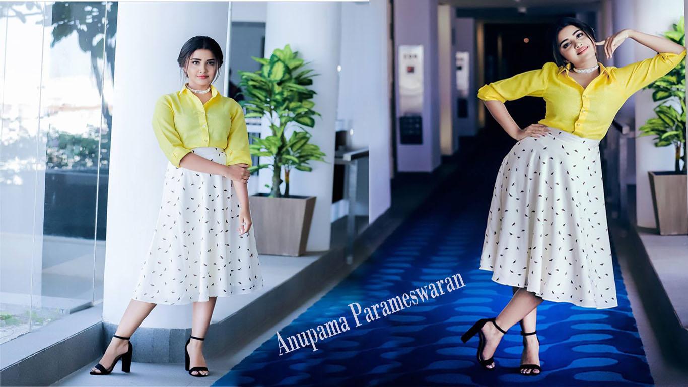 Anupama Parameswaran HD Wallpapers