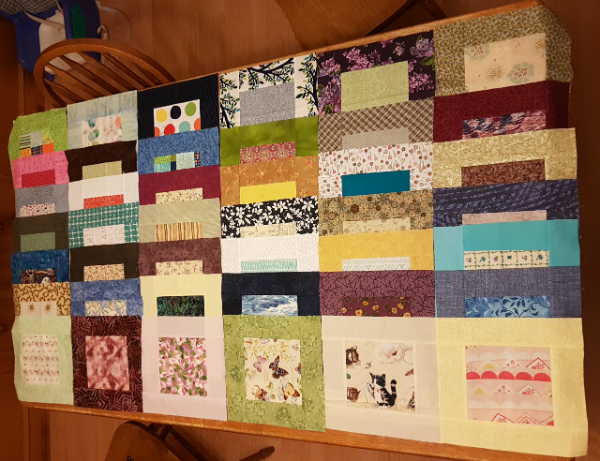 42 quilt blocks | DevotedQuilter.blogspot.com