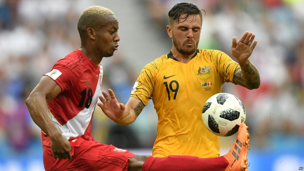 El equipo peruano se despidió del Mundial con una victoria / AP