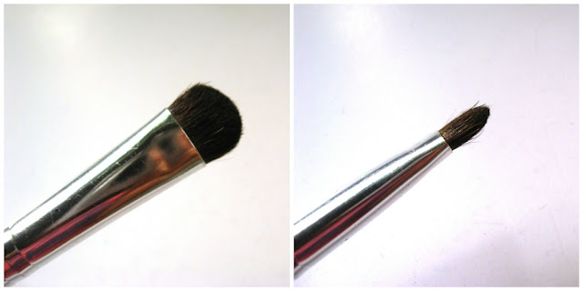 ELF Essential Eye Shadow Brush : Review and Pictures