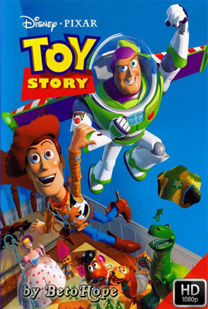 Toy Story [1995] [Latino-Ingles] HD 1080P [Google Drive] GloboTV