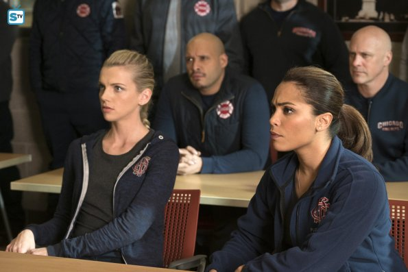 Chicago Fire - Trading In Scuttlebutt - Review