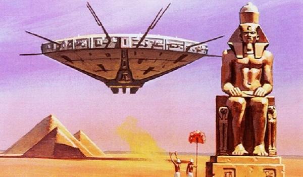 Πυραμίδα Αιγύπτου: Βρέθηκε κομμάτι σίδηρου με νικέλιο που δεν υπάρχει στην Γη. Αποσιωποιήθηκε.