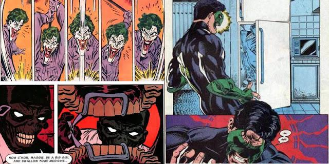 5 Pembunuhan Sadis yang Pernah Terjadi di Komik DC