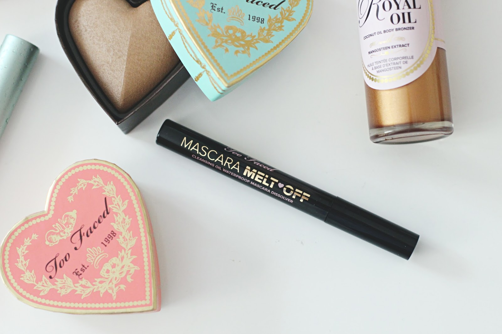Démaquillant Mascara Melt Off Too Faced
