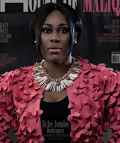 uche jombo models fashion magazine