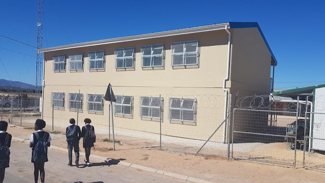 Classrooms - Western Cape Education Department