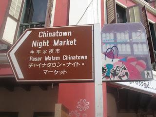 Chinatown, Singapura