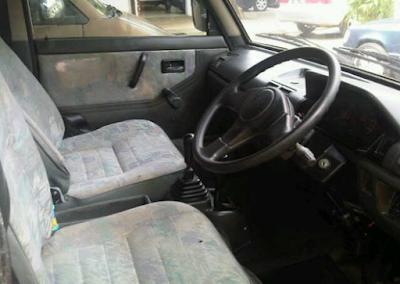 Interior Suzuki Carry Futura