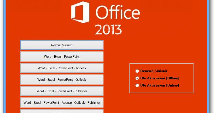 office 2013 32 bit full