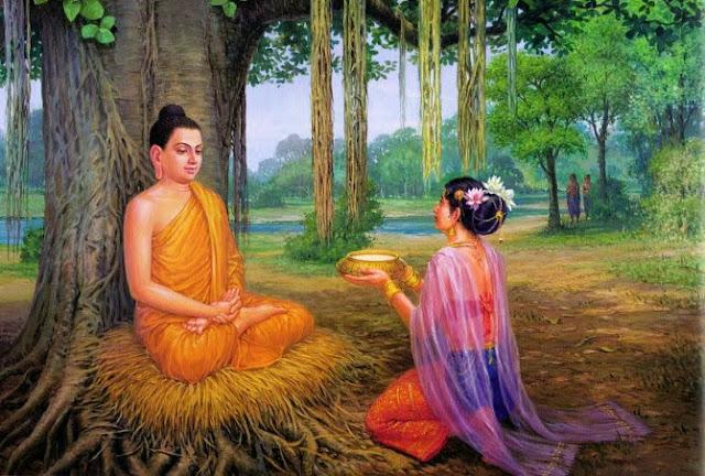 Đạo Phật Nguyên Thủy - Kinh Tiểu Bộ - Trưởng lão ni Subhà ở Rừng Xoài của Jivaka