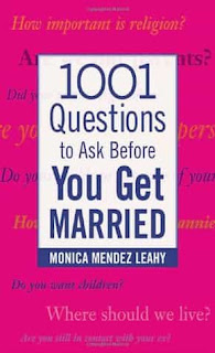 1001 Questions to Ask Before You Get Married ePub