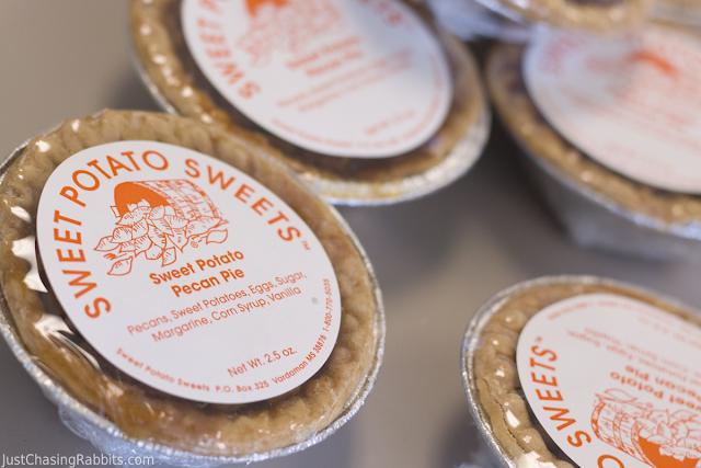 Sweet Potato Pecan Pies at Sweet Potato Sweets