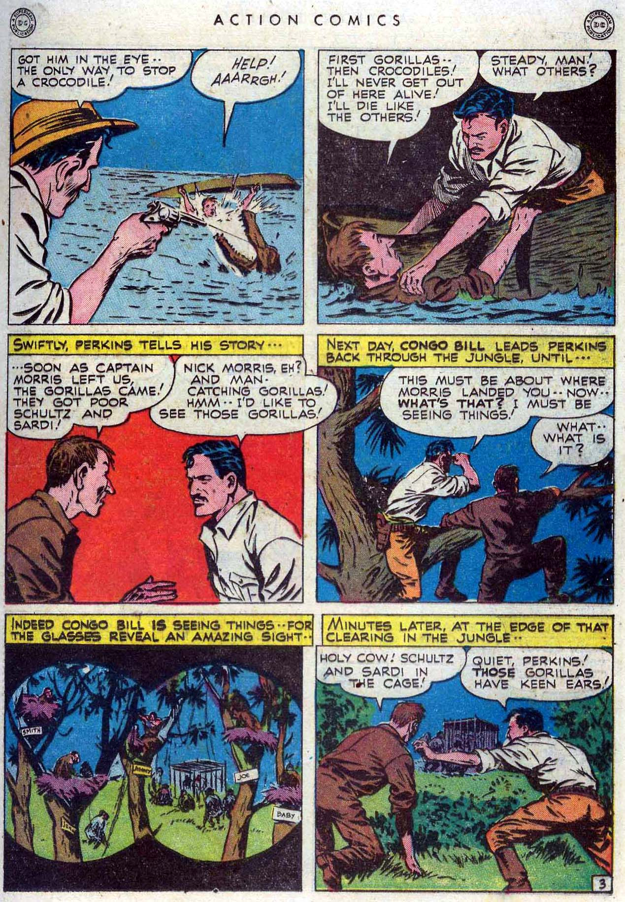 Read online Action Comics (1938) comic -  Issue #110 - 14