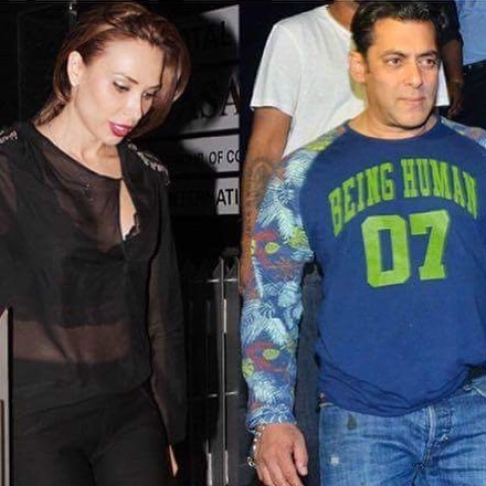 salman iulia hottest couple