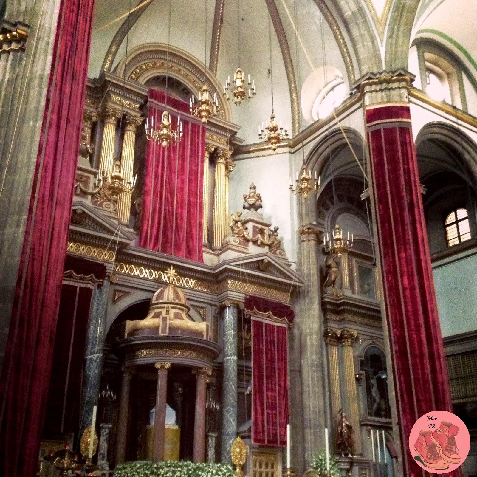Iglesia de La Profesa D.F.