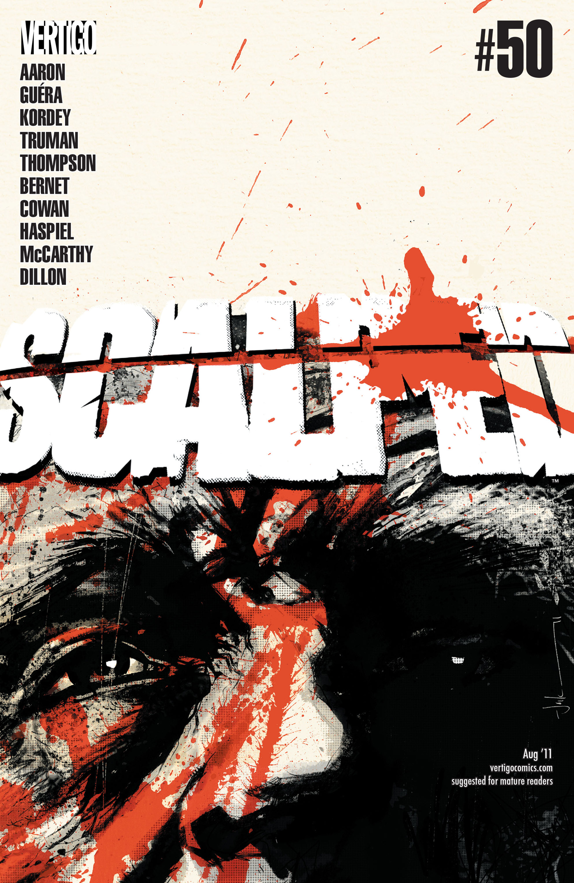 Scalped issue 50 - Page 1