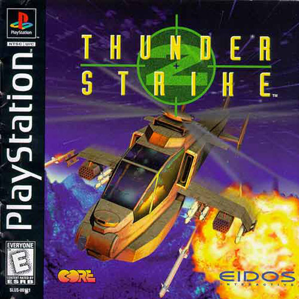 Thunderstrike  - PS1 - ISOs Download