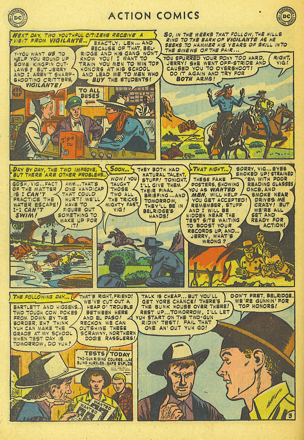 Read online Action Comics (1938) comic -  Issue #168 - 29