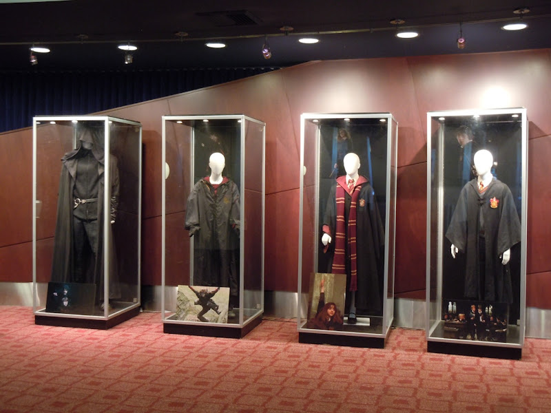 Original Harry Potter movie costumes