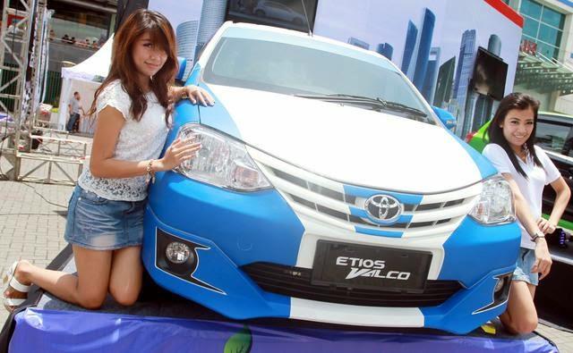 Gambar Modifikasi Mobil Toyota Etios