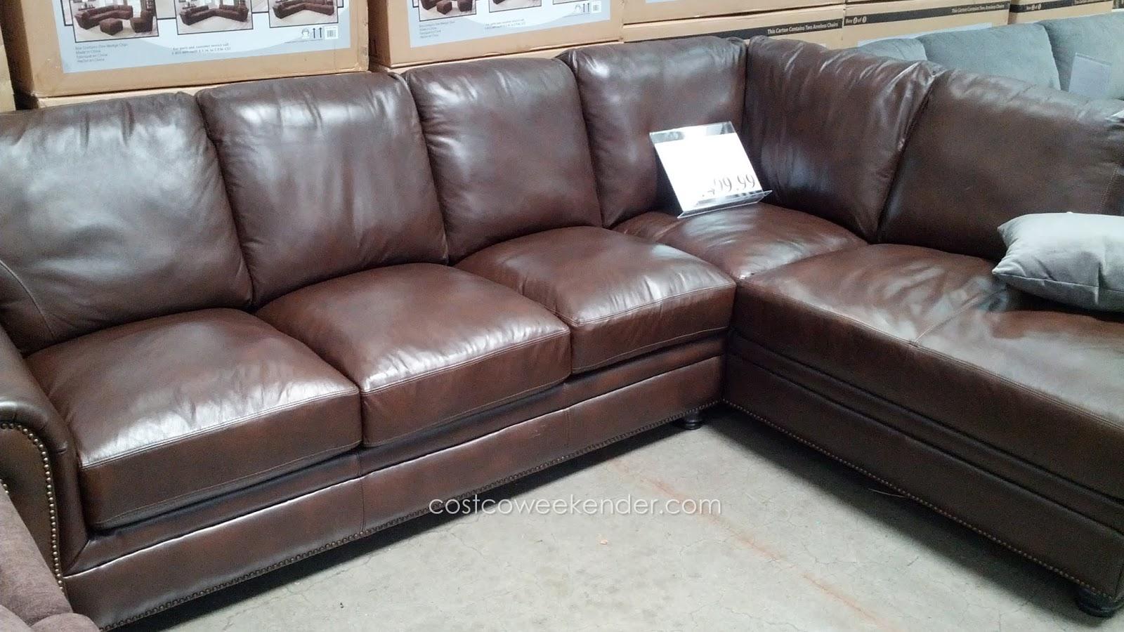 Costco Leather Sofa Review Thesofa. Black Leather Futon Costco Furniture