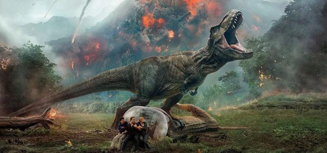 Jake Johnson e Omar Sy retornarão para Jurassic World 3